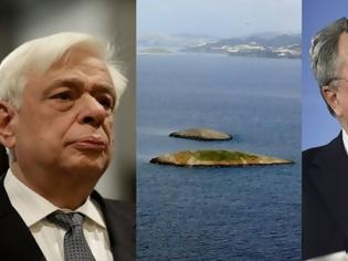 Φωτογραφία για Αποστομωτική απάντηση της Αθήνας στην Άγκυρα για τα περί τουρκικών Ιμίων - Η αυστηρή ανακοίνωση του ΥΠΕΞ και το ηχηρό μήνυμα Παυλόπουλου