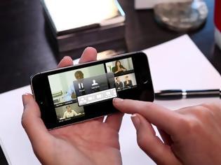 Φωτογραφία για Κακούργημα η λήψη βίντεο με κινητό χωρίς συναίνεση