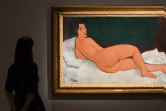 Πάει για ρεκόρ το «Ξαπλωμένο Γυμνό» του Μοντιλιάνι - 150 εκατ. δολάρια η τιμή εκκίνησης