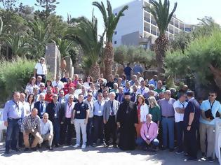 Φωτογραφία για Με επιτυχία ολοκληρώθηκε το 34o Πανελλήνιο Συνέδριο του Ελληνικού Τμήματος της Διεθνούς Ενώσεως Αστυνομικών