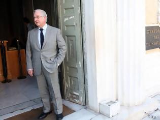 Φωτογραφία για Παραιτήθηκε ο πρόεδρος του ΣτΕ, Ν. Σακελλαρίου. Εξέφρασε φόβους για πλήρη εξαθλίωση των συνταξιούχων (BINTEO)