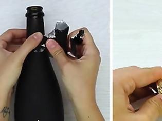 Φωτογραφία για Πήρε ένα μπουκάλι κι έφτιαξε την τέλεια «παγίδα» για τα κουνούπια. Θα το κάνετε αμέσως
