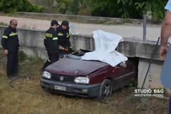 Ανατριχιάζουν οι εικόνες - Απίστευτο θανατηφόρο τροχαίο δυστύχημα στο Ναύπλιο [photos]