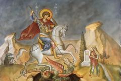 Γιατί οι Τούρκοι πιστεύουν στον Αγιο Γεώργιο; (pics)