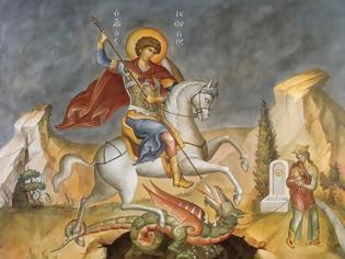 Φωτογραφία για Γιατί οι Τούρκοι πιστεύουν στον Αγιο Γεώργιο; (pics)