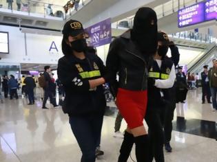 Φωτογραφία για Ραγδαίες εξελιξεις για την 20χρονη Ειρήνη που συνελήφθη με κοκαΐνη στο Χονγκ Κονγκ