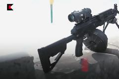 Νέο ελαφρύ πολυβόλο Kalashnikov RPK-16 σε διαμέτρημα 5.45mm (video)