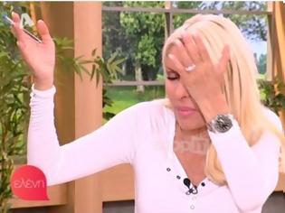 Φωτογραφία για Έξαλλη η Ελένη Μενεγάκη: «Είναι η μεγαλύτερη βλακεία»! [video]