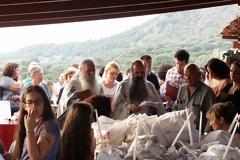 ΒΟΝΙΤΣΑ: Εσπερινός και αρτοκλασία στο εκκλησάκι του Αγίου Κωνσταντίνου στη περιοχή