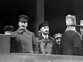 Φωτογραφία για Η εκτέλεση του σοβιετικού στελέχους Νικολάι Μπουχάριν κατά τις μεγάλες εκκαθαρίσεις. Τα γράμματα στον Στάλιν και η διαπόμπευσή του πριν τη δίκη
