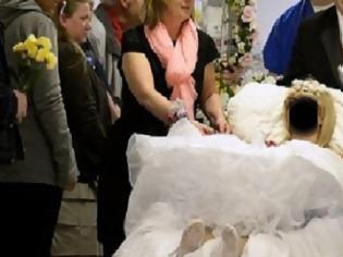 Φωτογραφία για Πάτρα: Πρώτη νύχτα γάμου στο Ννοσοκομείο - Γαμπρός και Νύφη δεν πίστευαν όλα αυτά που πέρασαν