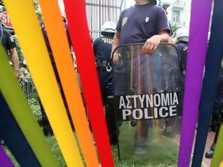 Φωτογραφία για Ιδρύθηκε το πρώτο ελληνικό σωματείο για τα δικαιώματα των ΛΟΑΤΚΙ αστυνομικών