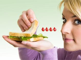 Φωτογραφία για Ποια είναι η καλύτερη διατροφή για την κάθε ομάδα αίματος;