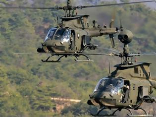 Φωτογραφία για Η Ελλάδα θωρακίζεται με ελικόπτερα Kiowa – Πότε φτάνουν στη χώρα μας