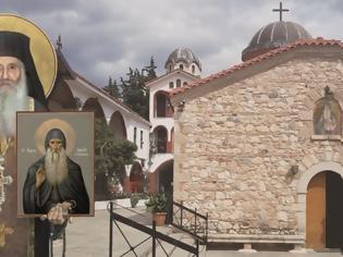 Φωτογραφία για Εύβοια Τώρα: Ιστορικές στιγμές – Χιλιάδες πιστοί παρουσία Οικουμενικού Πατριάρχη Βαρθολομαίου στη Μονή Οσίου Δαυίδ