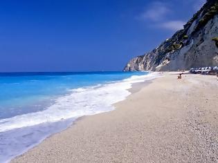 Φωτογραφία για Οι μαγευτικές παραλίες της Λευκάδας έχουν ψηφιστεί ως οι καλύτερες της Μεσογείου (video)