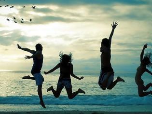 Φωτογραφία για Ποια κοινά έχουν οι ευτυχισμένοι άνθρωποι