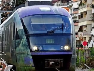 Φωτογραφία για «Χειρόφρενο» σε τρένα και Προαστιακό την Πέμπτη και την Παρασκευή