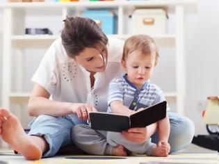 Φωτογραφία για Πέντε τρόποι να αναθερμάνεις τη σχέση του μικρού σου με τα βιβλία του