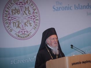 Φωτογραφία για Ο Οικουμενικός Πατριάρχης κήρυξε την έναρξη Διεθνούς Οικολογικού Συμποσίου