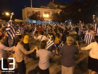 Φωτογραφία για Ολοκληρώθηκαν τα συλλαλητήρια σε 24 πόλεις της Ελλάδας για τη Μακεδονία