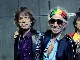 Φωτογραφία για Διακοπές στη Σκιάθο για τους Rolling Stones;