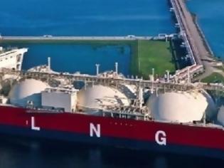 Φωτογραφία για Αύξηση των εξαγωγών υγροποιημένου φυσικού αερίου σχεδιάζει το Κατάρ