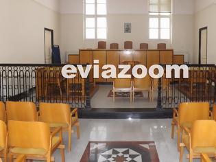 Φωτογραφία για Δικαστήρια Χαλκίδας: Αναβολή για τον Ιανουάριο πήρε η δίκη της 50χρονης Διευθύντριας του Δήμου Ιστιαίας - Αιδηψού που συνελήφθη για δωροδοκία και «φακελάκι» 1.200 ευρώ!