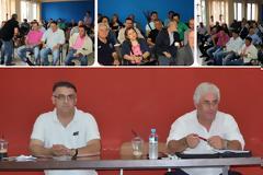 Κοινωφελής Επιχείρηση Δήμου Ξηρομέρου: Συνάντηση με τους Πολιτιστικούς Συλλόγους ετεροδημοτών για τις εκδηλώσεις του καλοκαιριού, στην Αθήνα