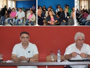 Φωτογραφία για Κοινωφελής Επιχείρηση Δήμου Ξηρομέρου: Συνάντηση με τους Πολιτιστικούς Συλλόγους ετεροδημοτών για τις εκδηλώσεις του καλοκαιριού, στην Αθήνα