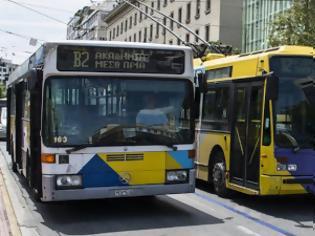 Φωτογραφία για Στάσεις εργασίας αύριο σε μετρό, λεωφορεία και τρόλεϊ