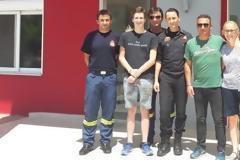Ο 18χρονος Ολλανδός ευχαρίστησε κατοίκους και Αρχές που βοήθησαν στην διάσωσή του απο την Βαράσοβα