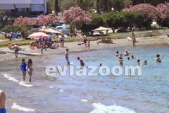 ΠΑΚΟΕ: Η λίστα με τις κατάλληλες και ακατάλληλες παραλίες στην Εύβοια - Σε ποιες περιοχές είναι ακατάλληλο για πόσιμο το νερό!