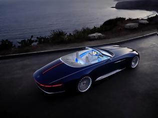 Φωτογραφία για Mercedes-Maybach 6 Cabriolet - Θυμάστε!!!