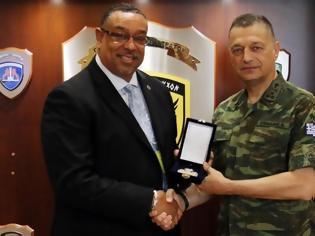 Φωτογραφία για Συνάντηση Αρχηγού ΓΕΣ με τον Director US Army Aviation and Missile Life Cycle Command (AMCOM) Security Assistance Management Directorate