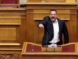 Φωτογραφία για Γ. Λαγός: Νομοθετείτε για την μειοψηφία των κίναιδων και των μαστούρηδων και αδιαφορείτε για την Μακεδονία μας! [Βίντεο]