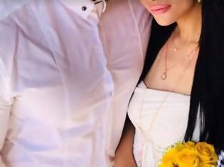 Φωτογραφία για Παντρεύτηκε γνωστή τραγουδίστρια... [photos]