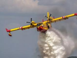 Φωτογραφία για Αλόννησος: Μάχη από αέρος και από εδάφους για τον έλεγχο της μεγάλης φωτιάς – Εκκενώθηκε ξενοδοχείο