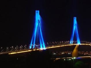 Φωτογραφία για ΕΚΠΛΗΚΤΙΚΟ ΒΙΝΤΕΟ: Δείτε τι «κρύβεται» κάτω από την γέφυρα Ρίου-Αντιρρίου!
