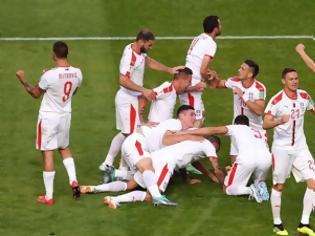 Φωτογραφία για Κόστα Ρίκα - Σερβία  0-1