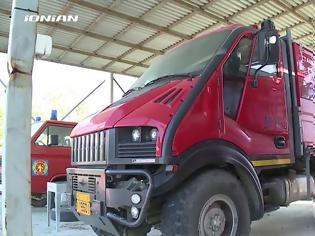 Φωτογραφία για Πάτρα: Δεν δίνουν άδεια σε πυροσβεστικό όχημα εθελοντών (ΒΙΝΤΕΟ)