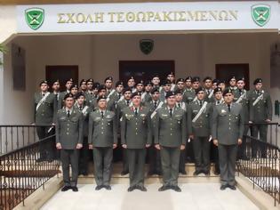 Φωτογραφία για Τελετή Αποφοίτησης Ανθυπιλάρχων Τάξης ΣΣΕ/2017 (ΦΩΤΟ)
