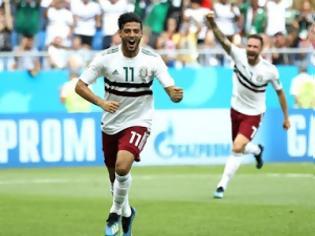 Φωτογραφία για Νότια Κορέα - Μεξικό 1-2