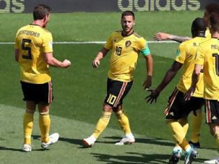 Φωτογραφία για Βέλγιο - Τυνησία 5-2
