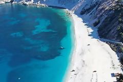 Η πιο ξακουστή παραλία της Κεφαλονιάς