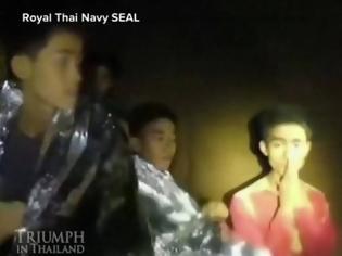 Φωτογραφία για Ταϊλάνδη: Ο 14χρονος ήρωας Αντούλ - Πώς και γιατί έπαιξε κομβικό ρόλο στη διάσωση [video]