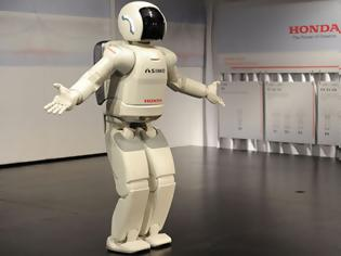 Φωτογραφία για Honda Asimo: Το διάσημο ρομπότ βγαίνει στην σύνταξη [video]
