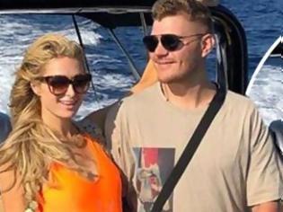 Φωτογραφία για Paris Hilton: Ξέγνοιαστες στιγμές στο νησί των ανέμων με τον αρραβωνιαστικό της!