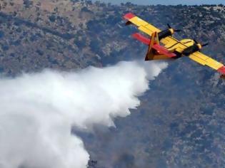 Φωτογραφία για Ανεξέλεγκτη η φωτιά στο Λασίθι: Κινδύνευσαν πυροσβέστες