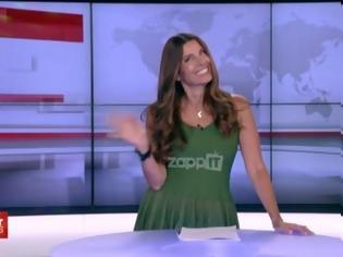 Φωτογραφία για Η Πόπη Τσαπανίδου αποχαιρέτησε το STAR – Τι είπε στο τελευταίο δελτίο ειδήσεων;